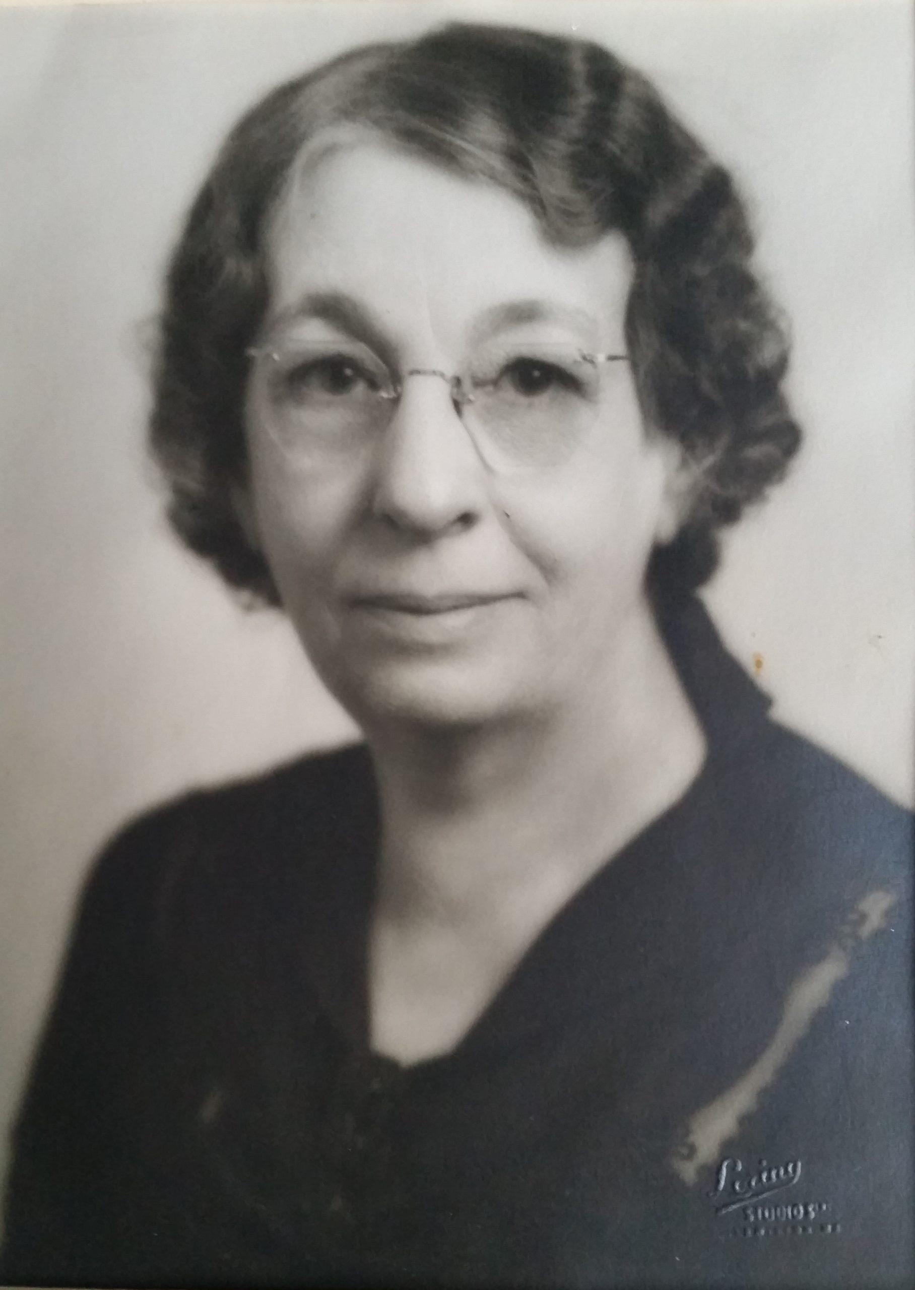 Delphine Cyr 1880-1956